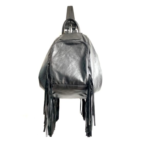 leather backpack ladies